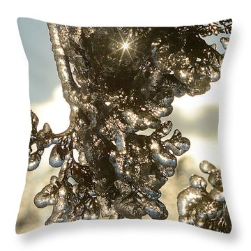 Ice-5178 Throw Pillow