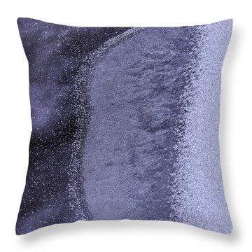 Ice World Throw Pillow