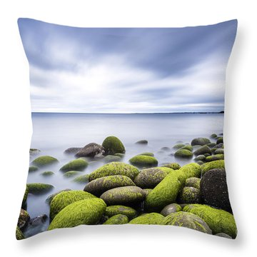 Iceland Tranquility 3 Throw Pillow