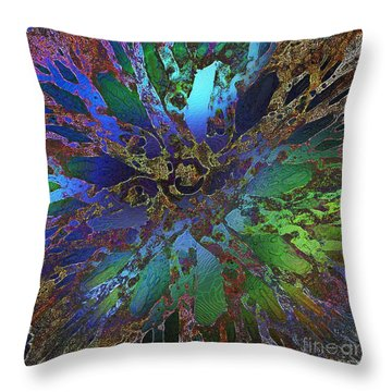 Icing Throw Pillow