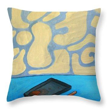 Icon II Throw Pillow