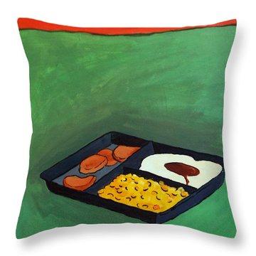 Icon IIi Throw Pillow