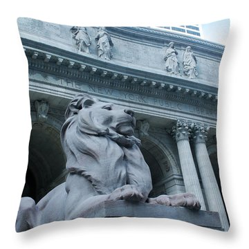 Iconic Throw Pillow