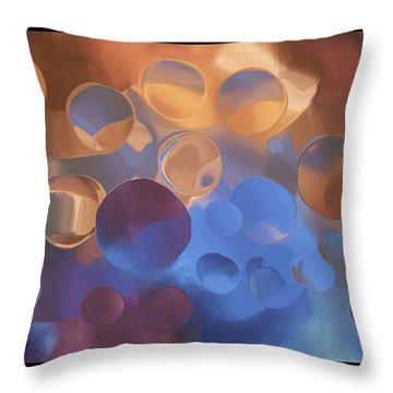 Idutknow Throw Pillow by Steven Lebron Langston