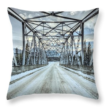 If Destined Throw Pillow
