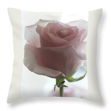 If I Am His Throw Pillow by The Art Of Marilyn Ridoutt-Greene