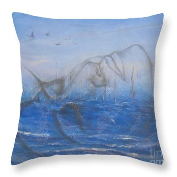 If I Could Tell You Throw Pillow