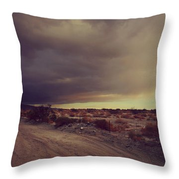 If I Don't Have You Throw Pillow by Laurie Search