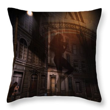 If Only Life Were Different Throw Pillow