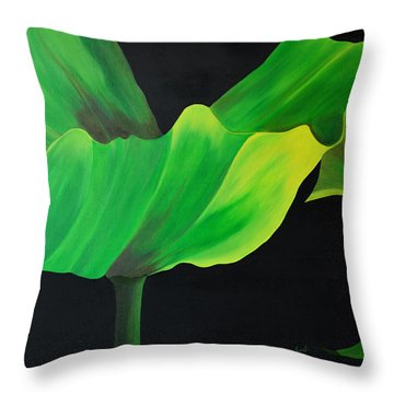 If Shades Could Speak Throw Pillow