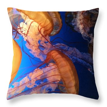 I'll Take Jelly With That Throw Pillow