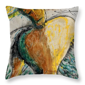 Illuminata Throw Pillow