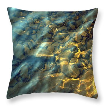 Illumination II Throw Pillow