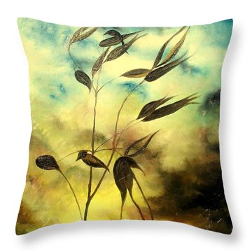 Ilusion Throw Pillow