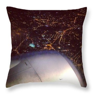 I'm Coming Home  Throw Pillow