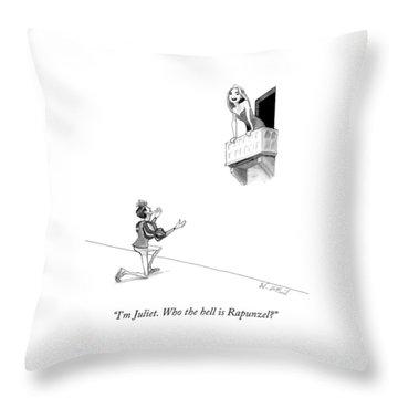 Juliet Throw Pillows