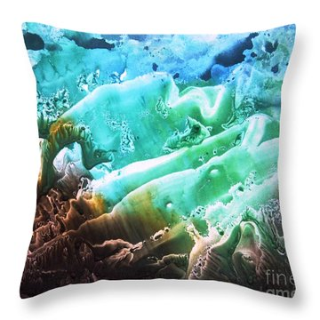 Imagination 4 Throw Pillow