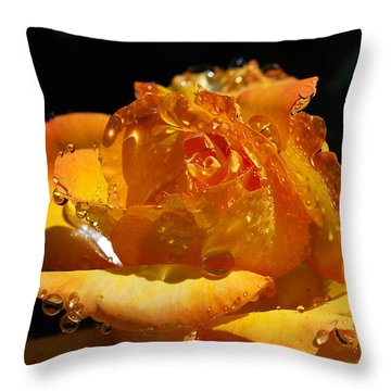 #imagine Throw Pillow by Becky Furgason