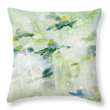 Imagine - M11v15 Throw Pillow by Variance Collections