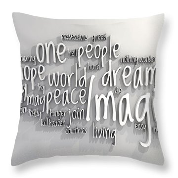 Dreamer Throw Pillows