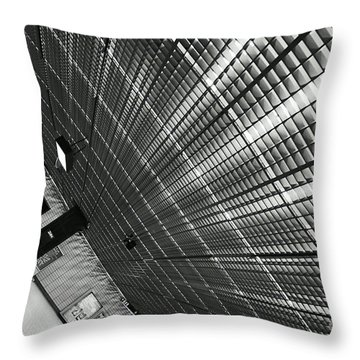 Impact Throw Pillow by Aimelle