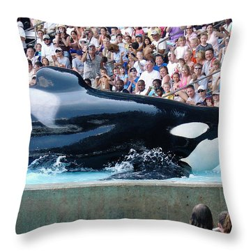 Impressive Throw Pillow