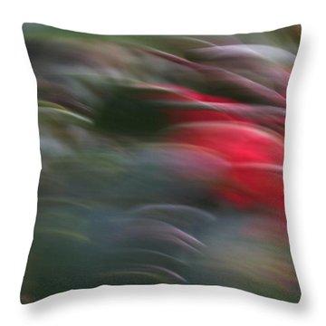 Impulsive Throw Pillow