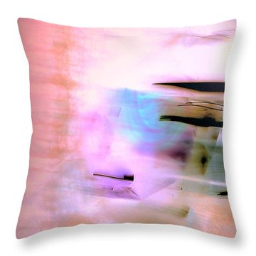 Impure Thoughts Throw Pillow