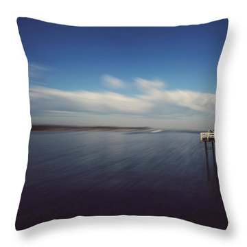 In An Instant Throw Pillow by Laurie Search
