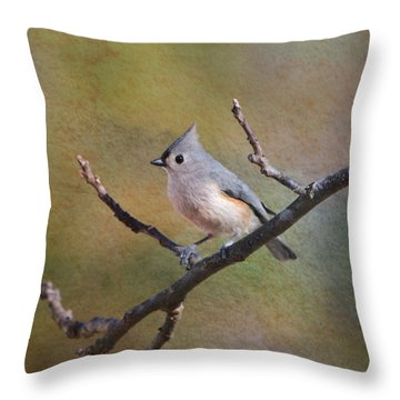 In Betwigst Throw Pillow