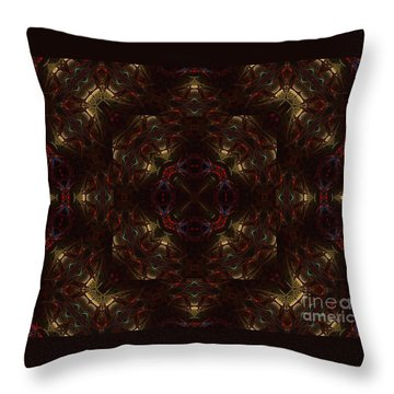 In Childlike Wonder Throw Pillow