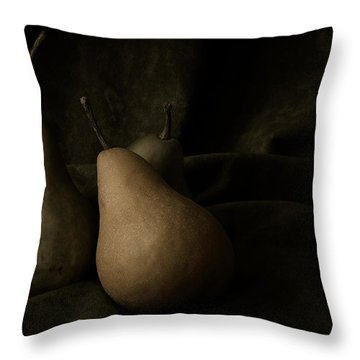 In Darkness Throw Pillow