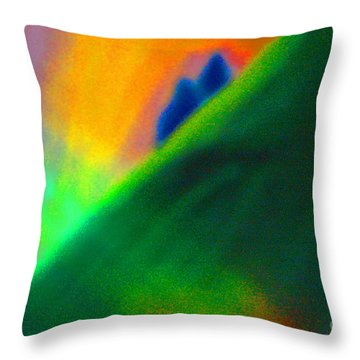 In Love  Throw Pillow by First Star Art