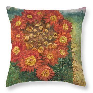 In Memory Of George Throw Pillow