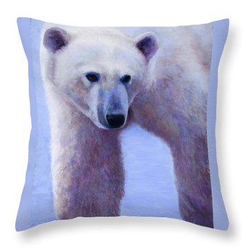In Search Of Throw Pillow by Billie Colson