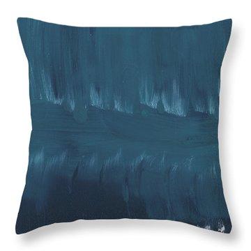In Stillness Throw Pillow