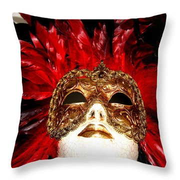 Incognito.. Throw Pillow