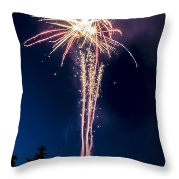 Independence Day 2014 7 Throw Pillow