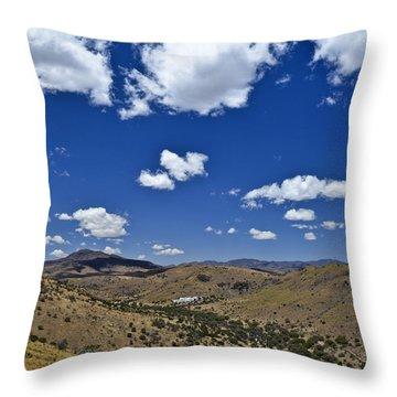 Indian Lodge Throw Pillow
