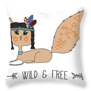 Cherokee Throw Pillows
