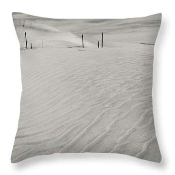 Inevitable Throw Pillow by Laurie Search