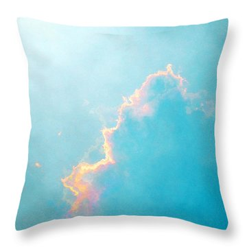 Infinite - Abstract Art Throw Pillow