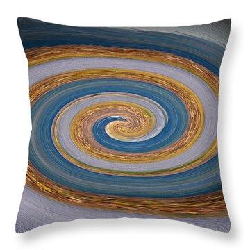 Infinity Throw Pillow