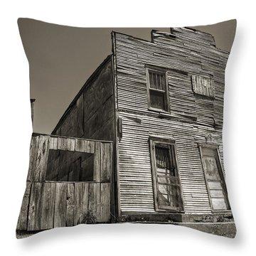 Ingalls Hotel II Throw Pillow