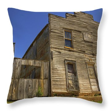 Ingalls Hotel Throw Pillow
