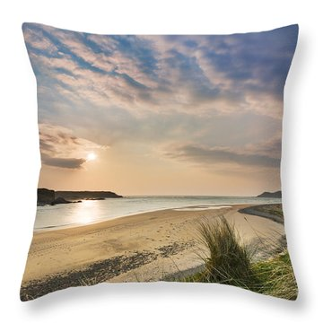 Inishowen - Donegal - Ireland Throw Pillow by Rod McLean