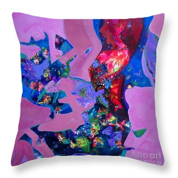 Inner Dream  Sold  Out Throw Pillow