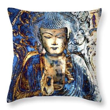 Inner Guidance Throw Pillow