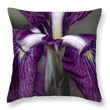 Inner Strength With Message Throw Pillow