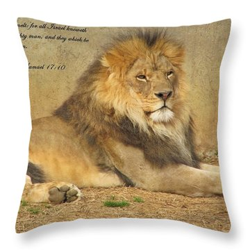 Inspirations 2 Throw Pillow